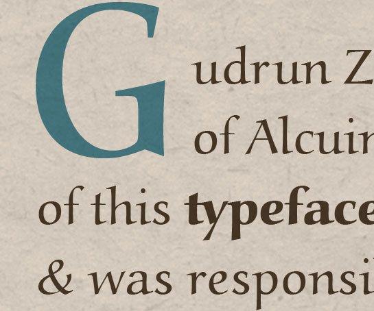 Alcuin usage sample