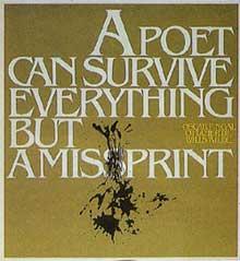 Edward Benguiat Poster 1978