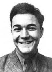 Adrian Frutiger mit fünfzehn Jahren