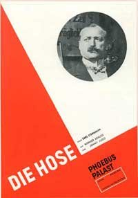 Film poster, 1927