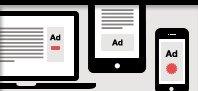 Web fonts Digital Ads