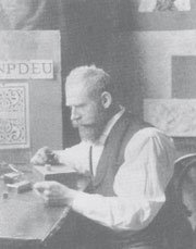 Gustav F. Schroeder