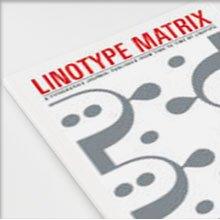 Linotype Matrix Vol. 4 No. 2